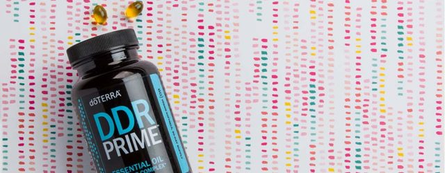 DDR Prime Essential Oil Softgels from Australia