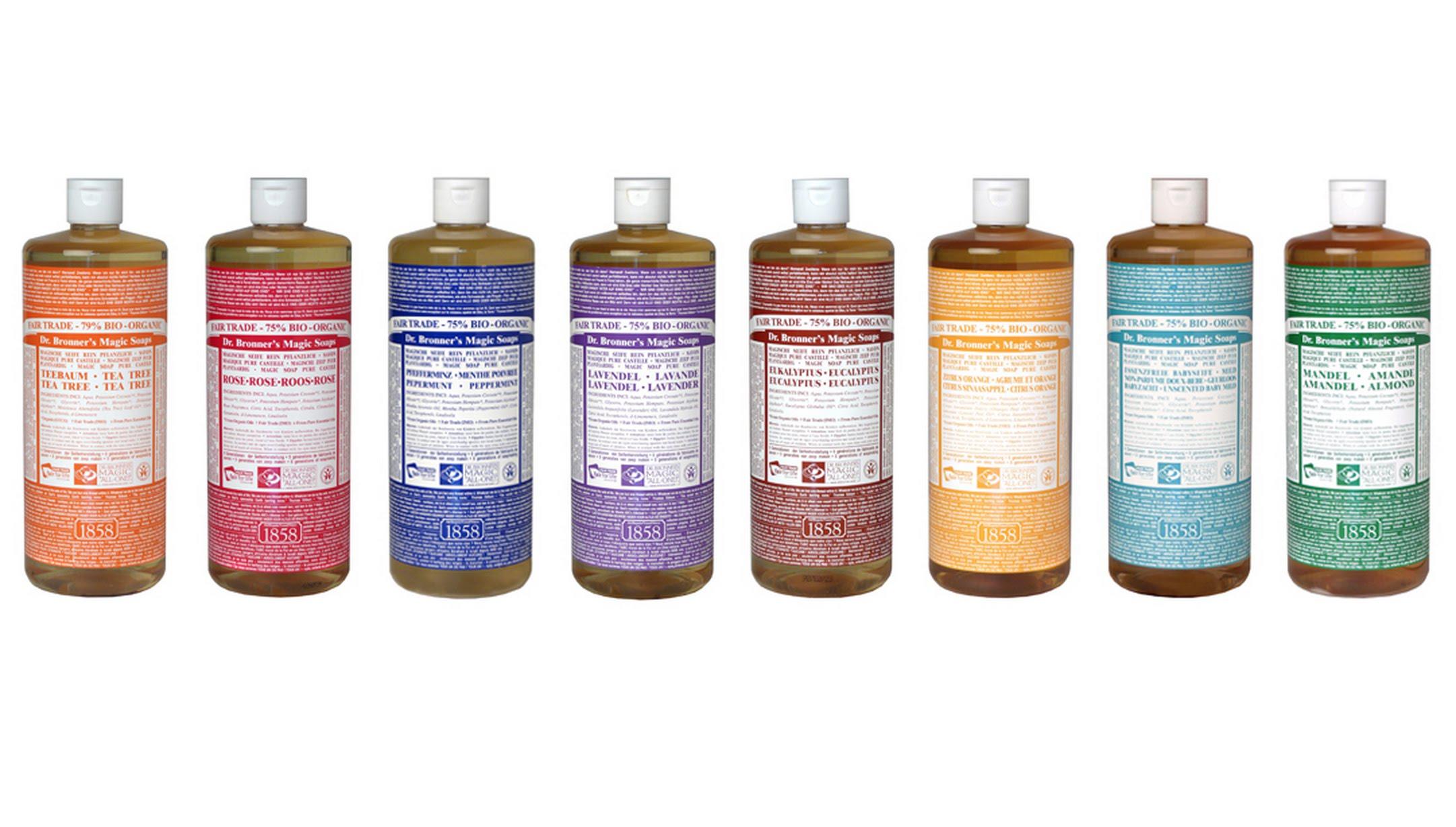 Dr Bronners Pure-Castille Soap